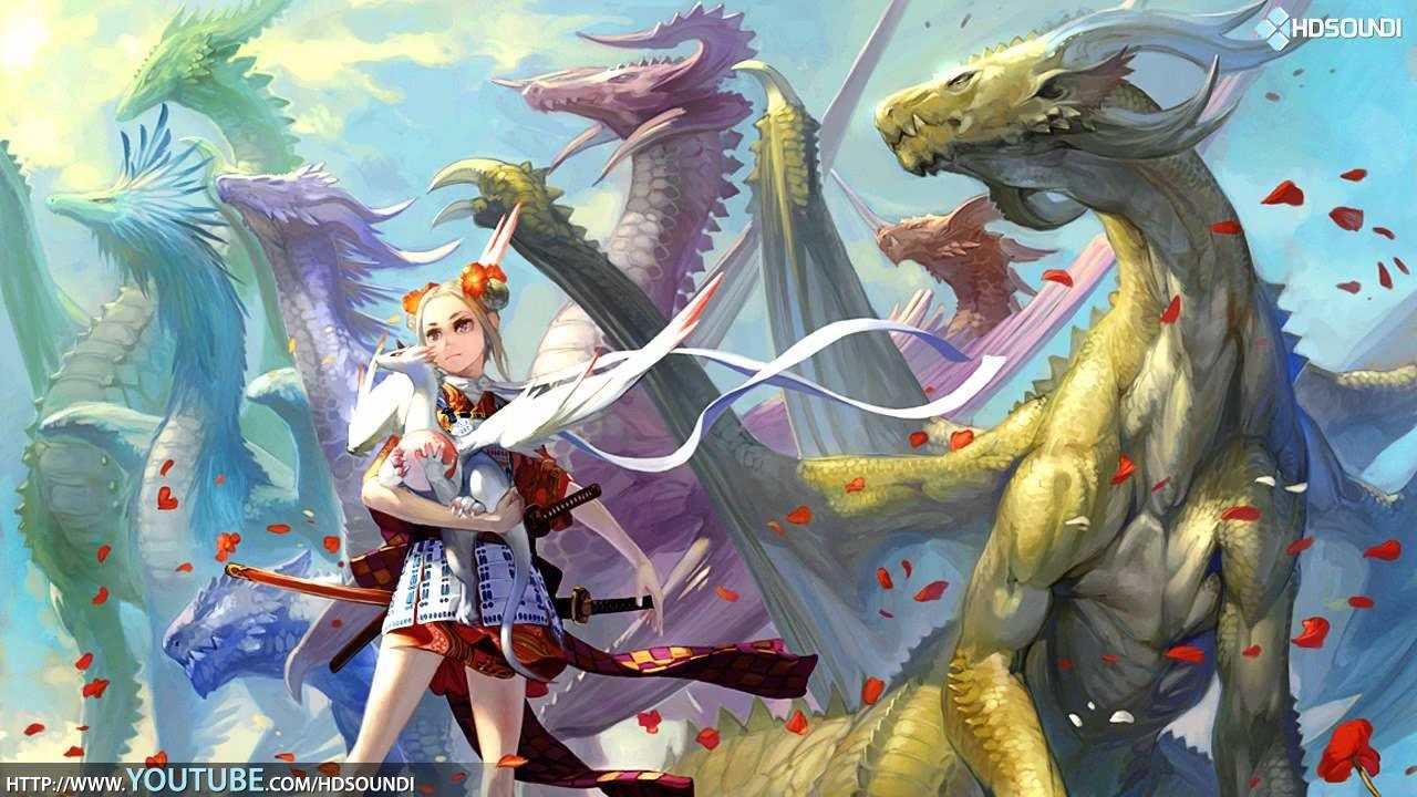 Apotheosis Anime Art Fantasy Dragon Pictures Anime Desktop dragon nest sea wallpaper hd