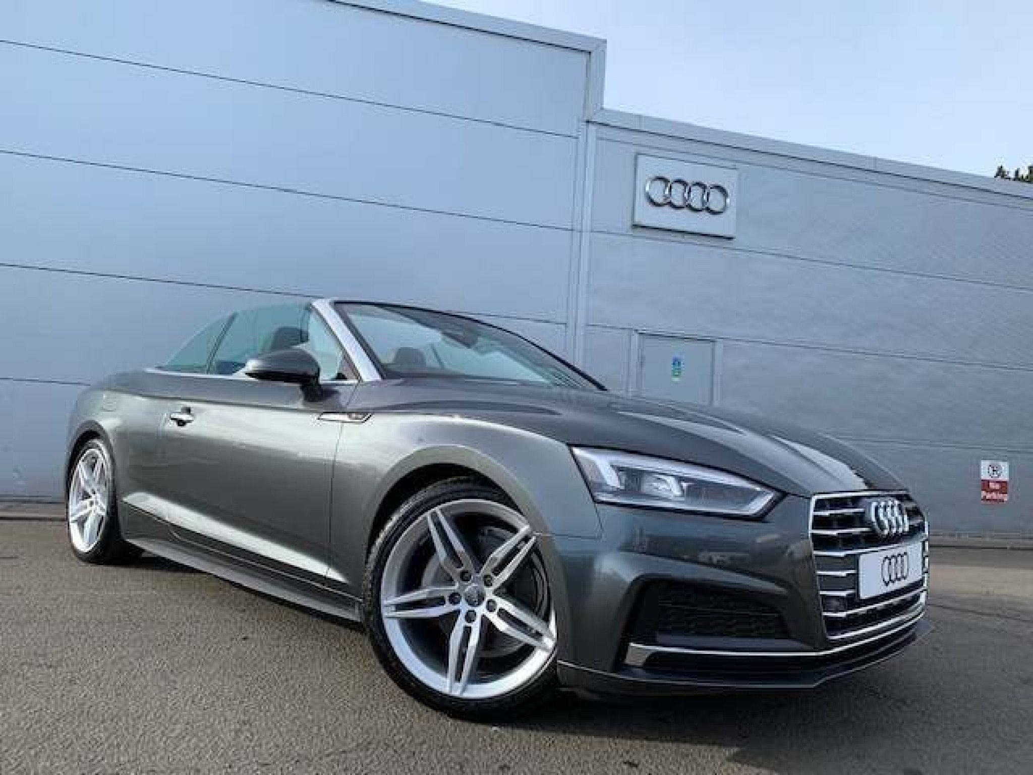 Audi A5 Cabriolet 2 0 Tdi 40 S Line Cabriolet S Tronic S S 2dr In 2020 Audi A5 A5 Cabriolet Audi