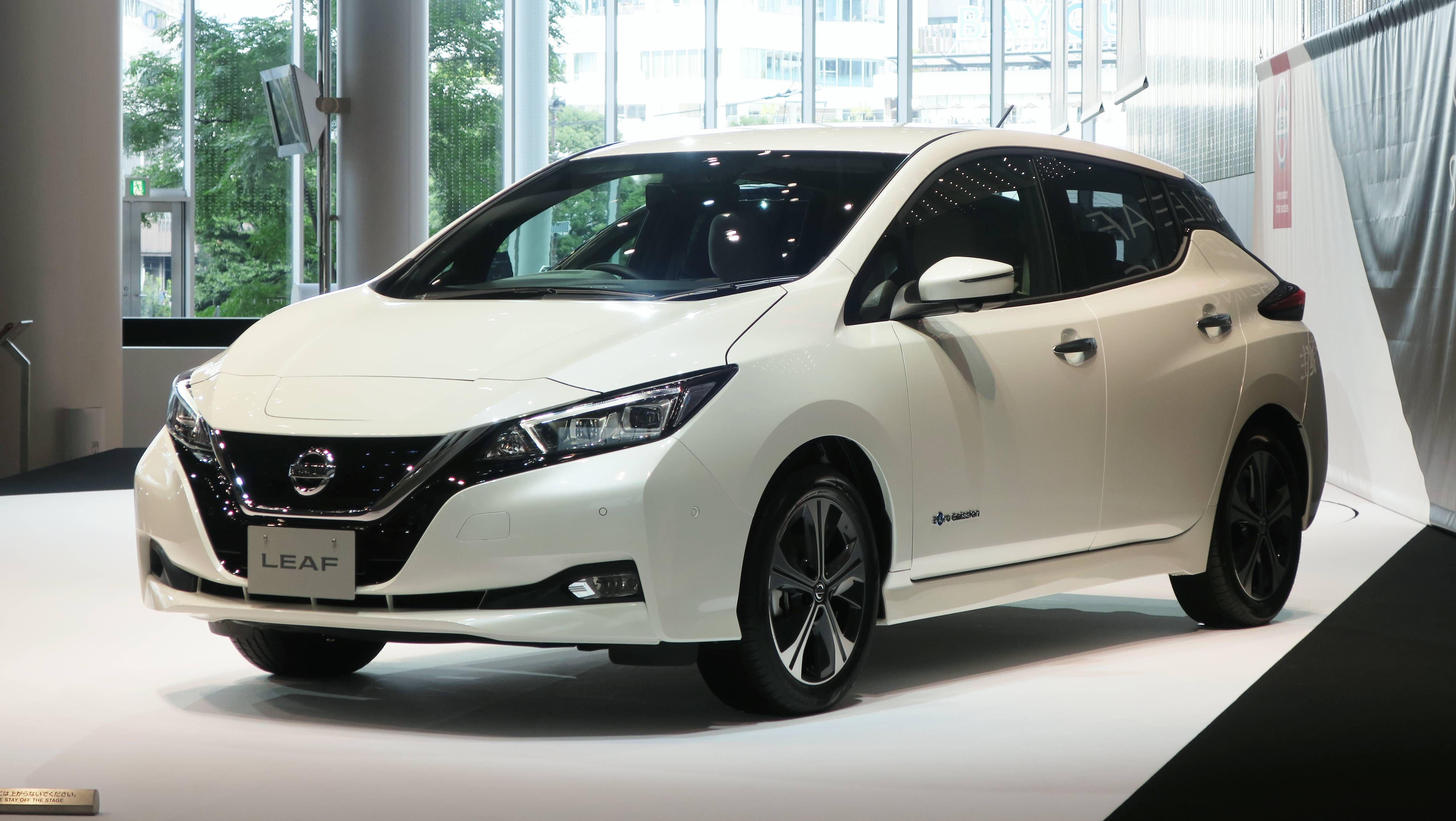 Nissan Leaf Wikipedia 20180928 Lesser Seen Options For Custom Wood Interior Doors