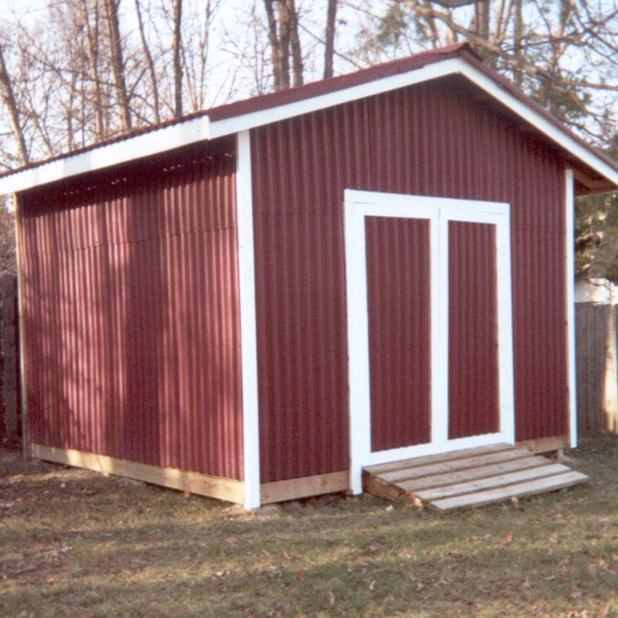 Shop Ondura 4ft x 6.58ft Corrugated Cellulose Fiber