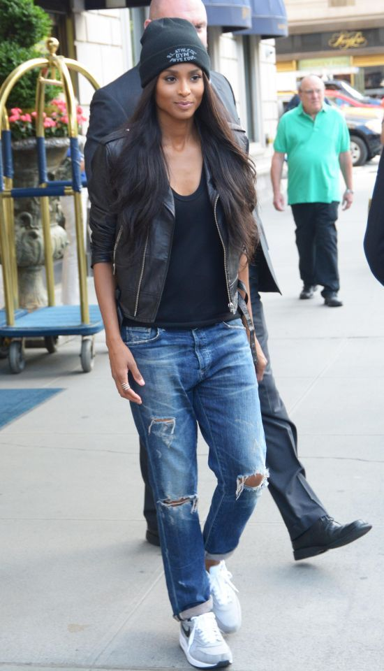 19 Times Celebs Had Flawless Fall Style Everyday Style Chic To