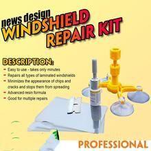 Cracked Glass Repair Kit #glassrepair Load image into Gallery viewer, Cracked Glass Repair Kit #glassrepair
