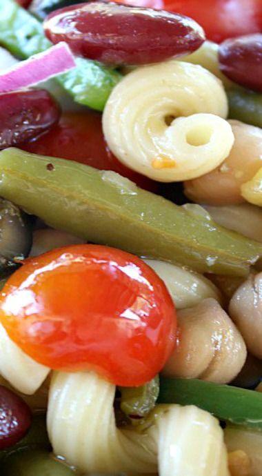 Dawn's Pasta Bean Salad