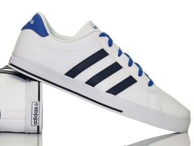 Buty Meskie Adidas Daily F98330 Biale With Images Buty Meskie Buty Adidas