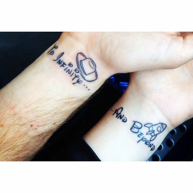 21 Brother-Sister Tattoos For Siblings Who Are the Best of Friends
