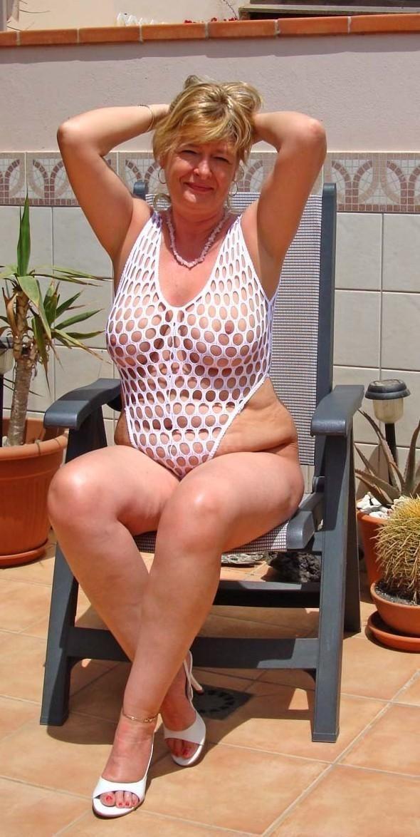 Ladies sexy mature Women As