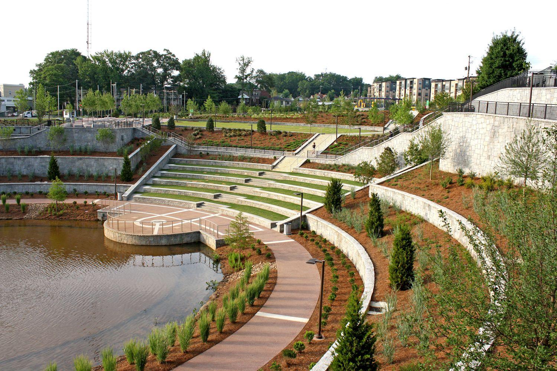 Landscape architect atlanta ga - Architecture