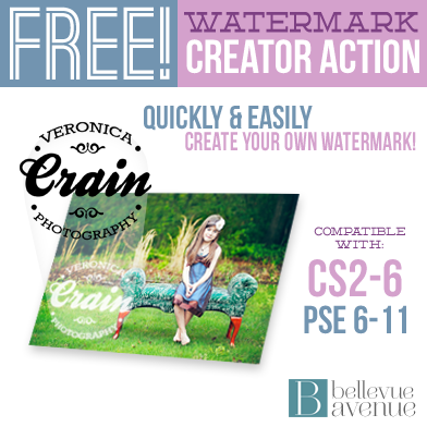 how to create watermark for free