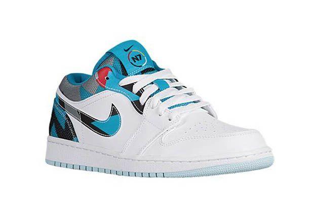 First Look at the Air Jordan 1 Low N7