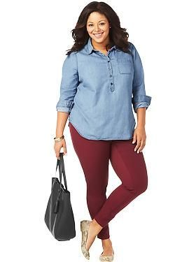 9d3920f89e23 Modern Ladies s Plus Measurement Garments  Featured Outfits Outfits We Love