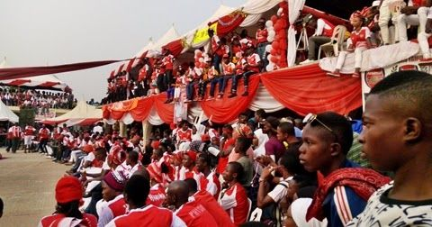 It's a Gunners Party! See Photos from the Arsenal FC Nigeria Day Celebration in Okene, Kogi State
