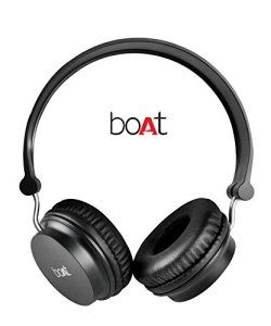 Amazon Boat Rockerz 400 On Ear Bluetooth Headphone Black At Rs 1099 Only With Images Best Bluetooth Headphones Headphone Price Black Headphones