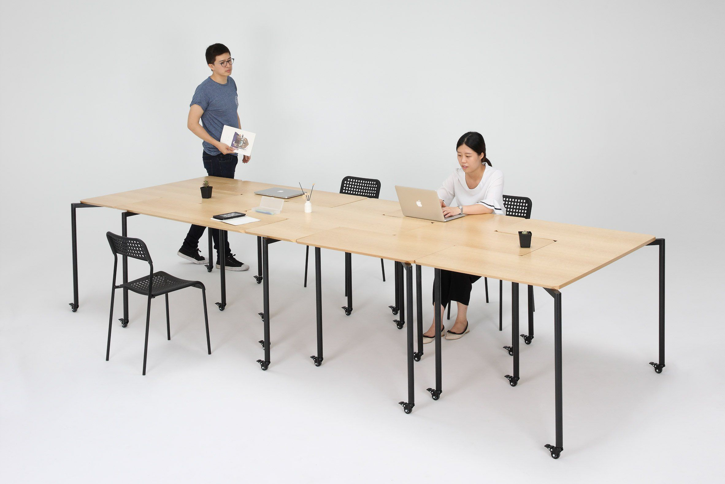 industrial design office. Tetris Table By People\u0027s Industrial Design Office Slots Together In Different Formations W