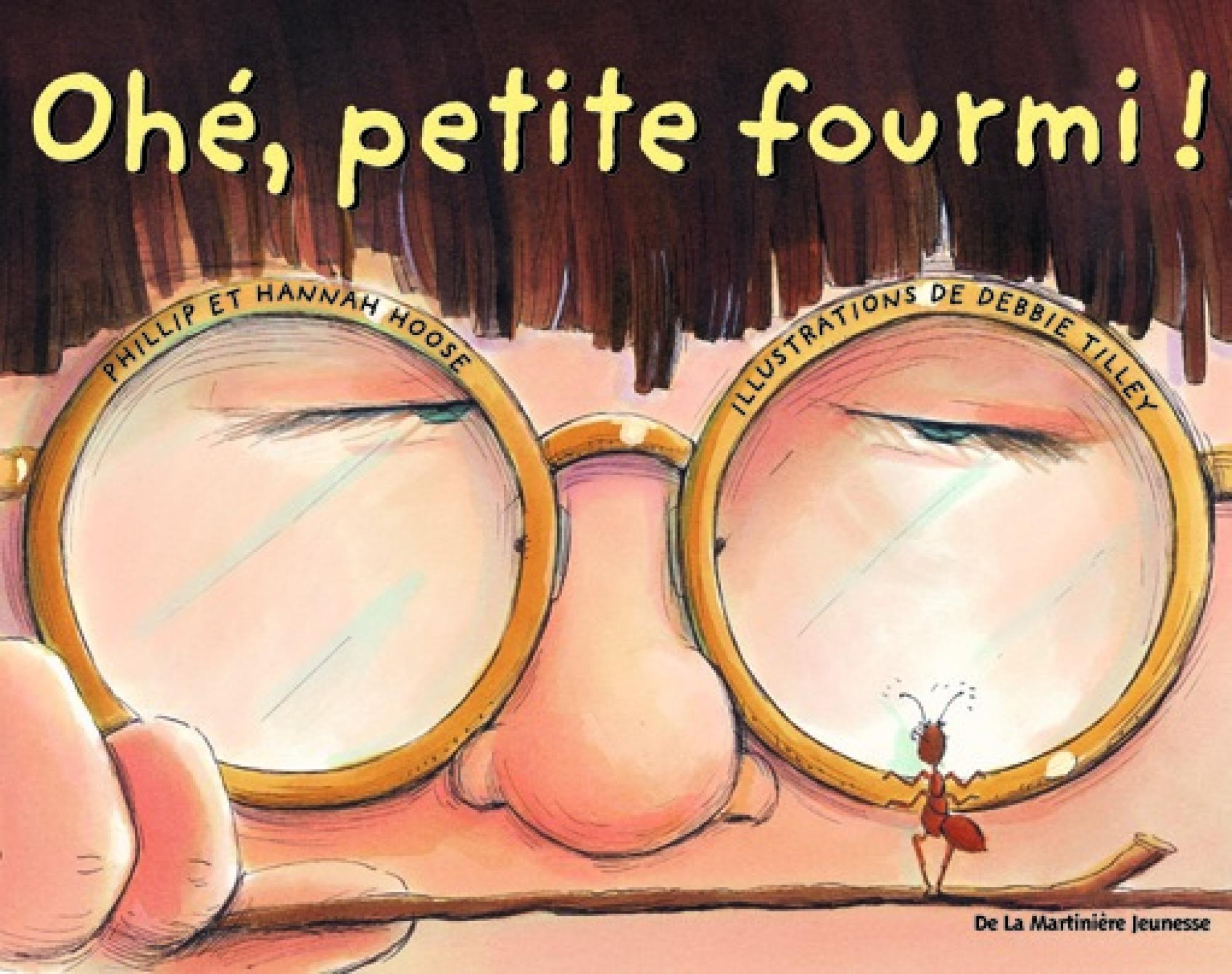 Auteurs phillip et hannah hoose illustratrice debbie tilley de la martini re jeunesse voici - La martiniere jeunesse ...