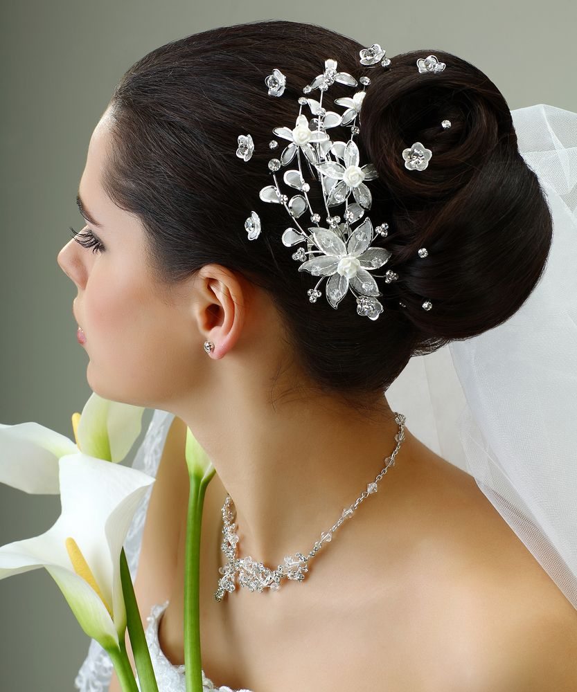 wedding hair crystals - google search | cutie's wedding hairstyles