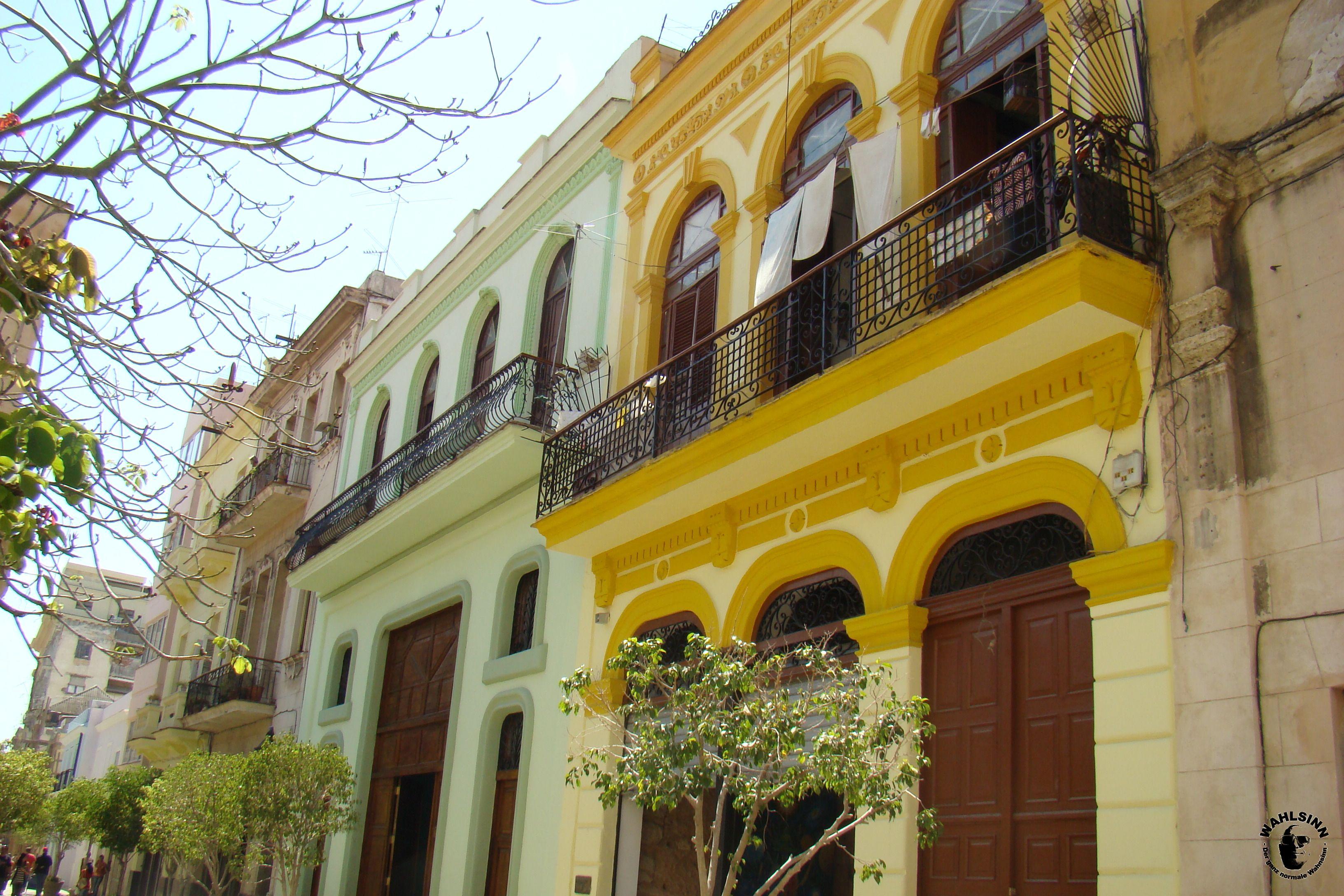 Die bunten Straßen Havannas werden dich verzaubern // Havanna (Kuba)