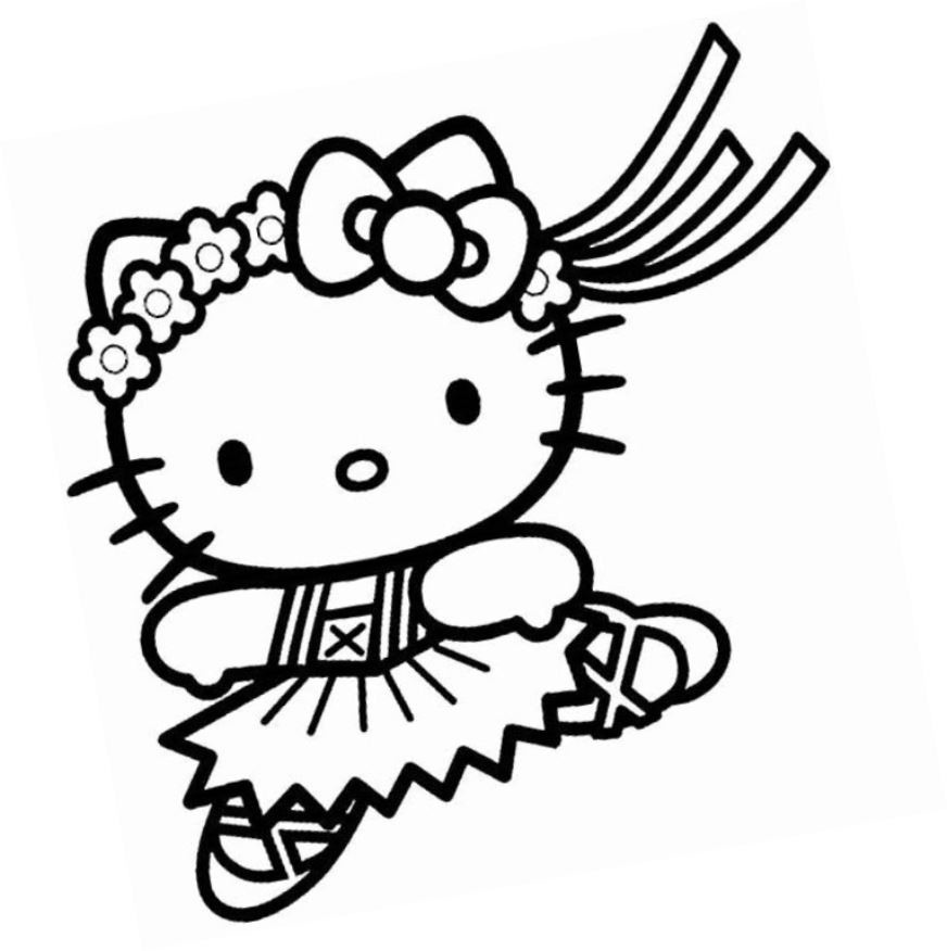 15+ Hello Kitty Malvorlagen Siehe #HelloKitty #Malvorlagen