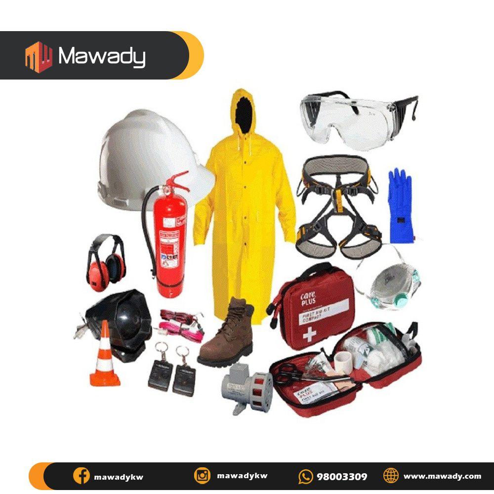 كل ما يلزمك من ادوات الامن والسلامة متوفرة لدى موقع موادى Https Www Mawady Com وللمزيد من المعلومات يمكنكم التوا Electrical Supplies Building Materials Ppe