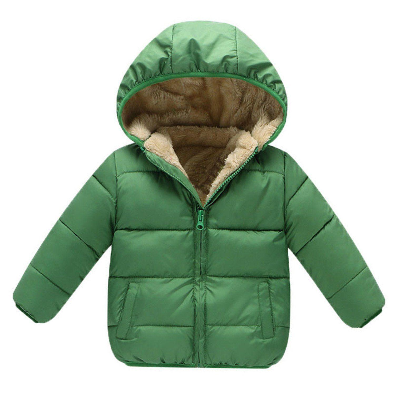 0e9b36a029a2 Felds Baby Boy Jacket Children Boy Warm Coat Little Boy Clothes ...