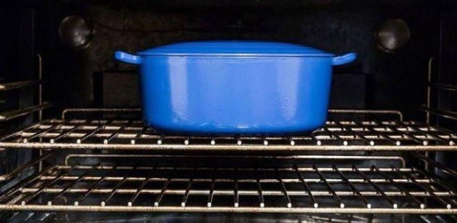 Kleine Küche einrichten: Benutze deinen Ofen