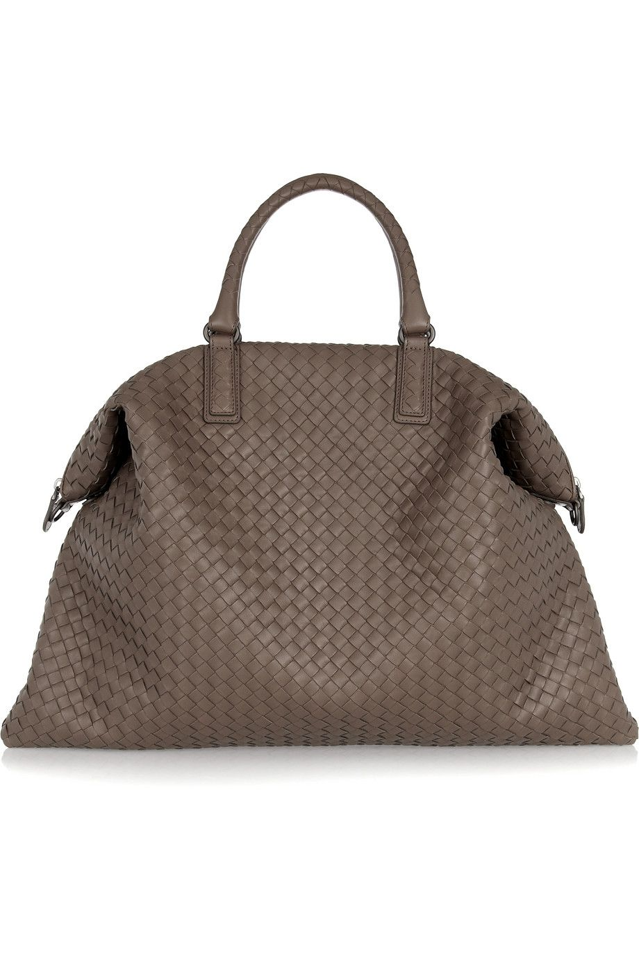 18fa9035648d BOTTEGA VENETA Intrecciato leather tote -  4