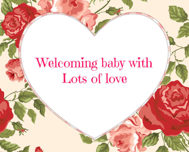 What To Write In A Baby Shower Greeting Card? Use These Free Printable  Filled With Baby Shower Messages.