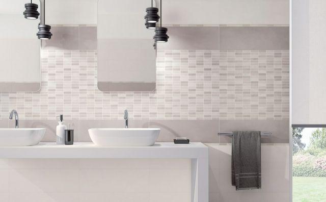 Badezimmer Fliesen- 47 wunderschöne Designs Bodenbeläge  Fliesen