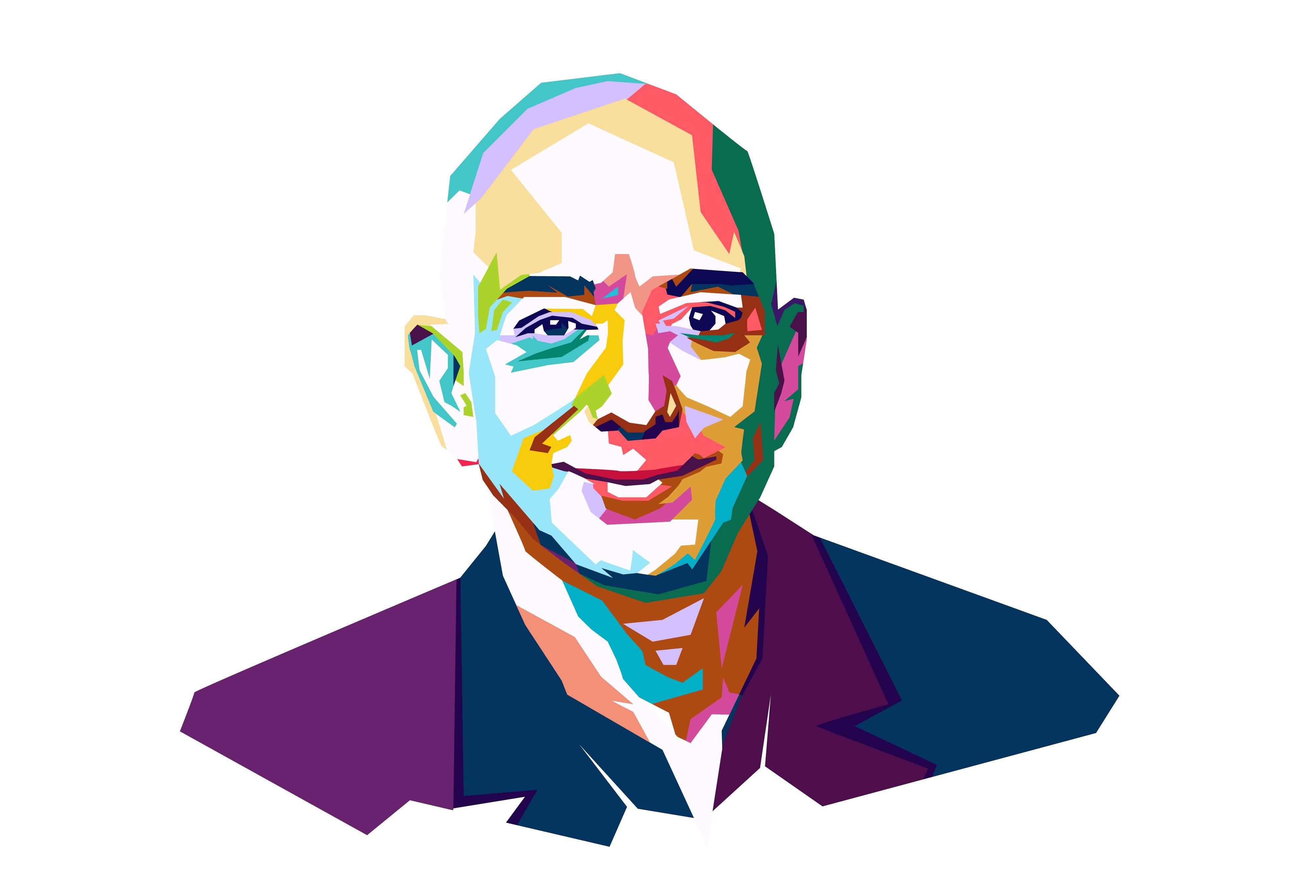 Jeff Bezos In 2020 Jeff Bezos Bezos Wpap Art
