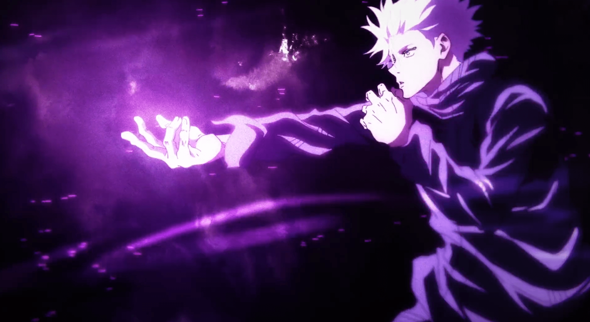 Jujutsu Kaisen Satoru In 2021 Anime Jujutsu Cute Cartoon Wallpapers