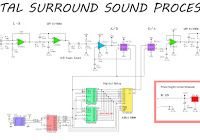How To Make 5 1 Channel Amplifier And Speaker Setup Circuits Audio