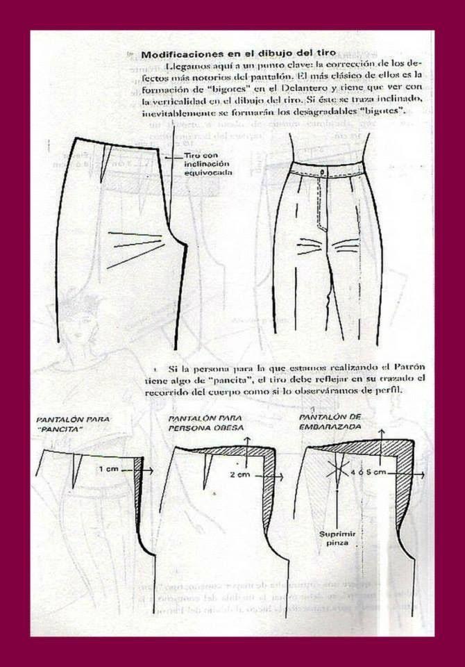 Pin de Claudiana Locks en costuras | Pinterest | Costura, Patrones y ...