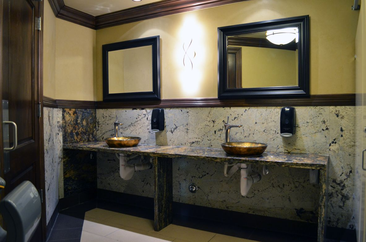 Camarillo Gas Station Men S Restroom Camarillo Gas Station By Erika Winters Design Pinterest