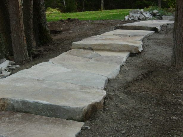 Charming Exterior How To Clean Flagstone Walkway How To Make Flagstone Walkway  Building A Flagstone Walkway Flagstone