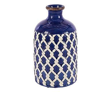 Vaso in ceramica Fran - h 28 cm