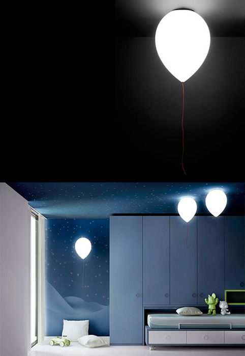 Balloon Lamp from estiluz.