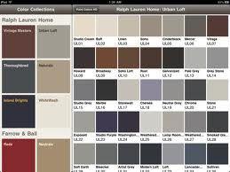 Ralph Lauren Suede Paint Colors