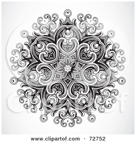 Black And White Design simple black and white designs |  black and white floral design
