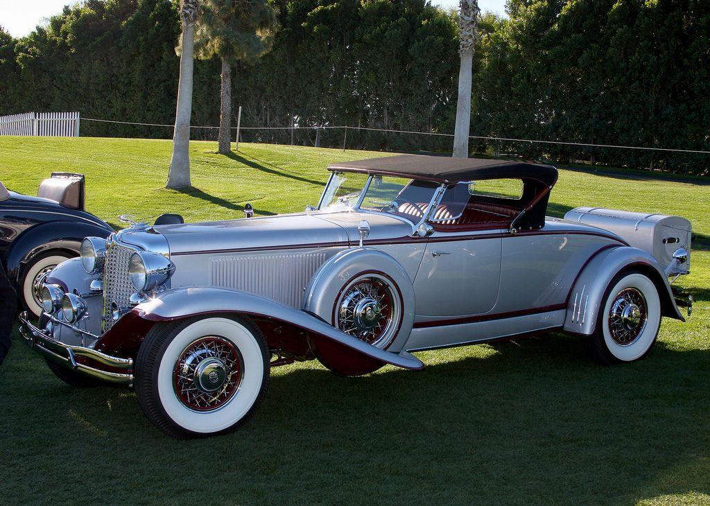 1931 Chrysler Imperial LeBaron Roadster (1)