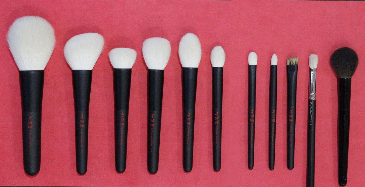 Chikuhodo Takumi Brush Set Review Brush set, Brush