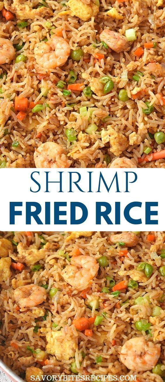 Photo of Authentic Chinese Shrimp Fried Rice