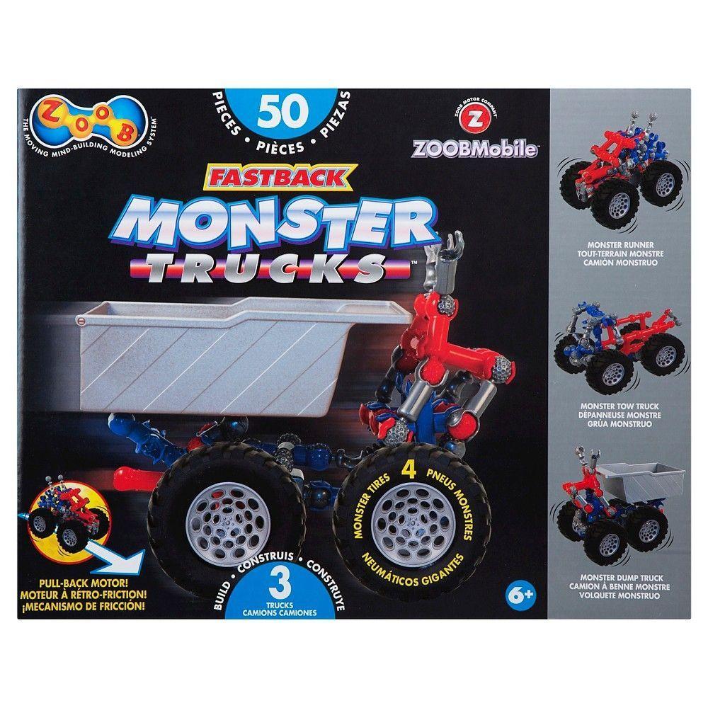 Zoob Mobile Monster Trucks