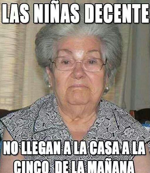 Cuban Grandma Meme Cuban Humor Cuban Quote Cubans Be Like