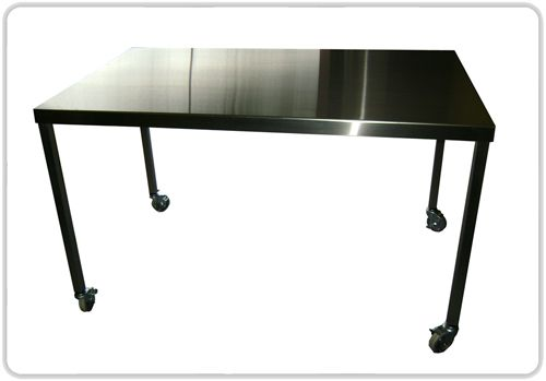 Superior STAINLESS STEEL PREP TABLE