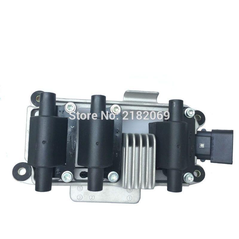 Ignition Coil For Audi A4 A6 Avant A8 Vw Passat B2 B5 B6 Skoda Superb 2 8 V6 078905101a 078905101 078905104 078 905 104 A Vw Passat Skoda Superb Audi A4
