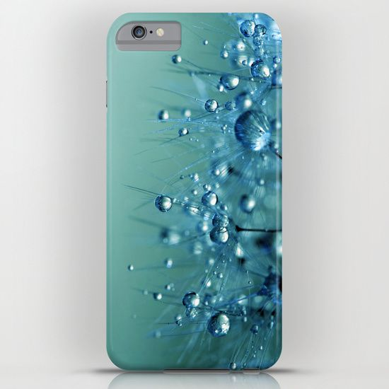Blue Shower iPhone & iPod Case