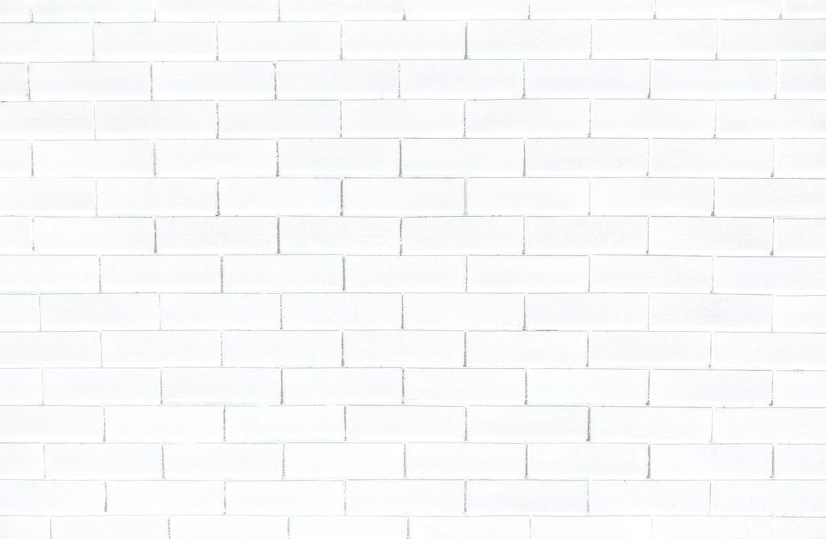 Download Premium Image Of White Brick Wall Textured Background 514250 White Brick Walls White Brick Brick Wall