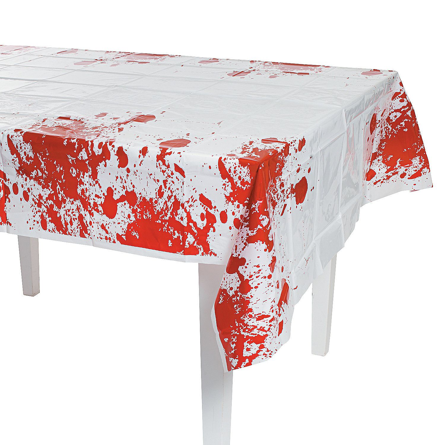 Zombie Party Plastic Tablecloth Zombie party Table covers and
