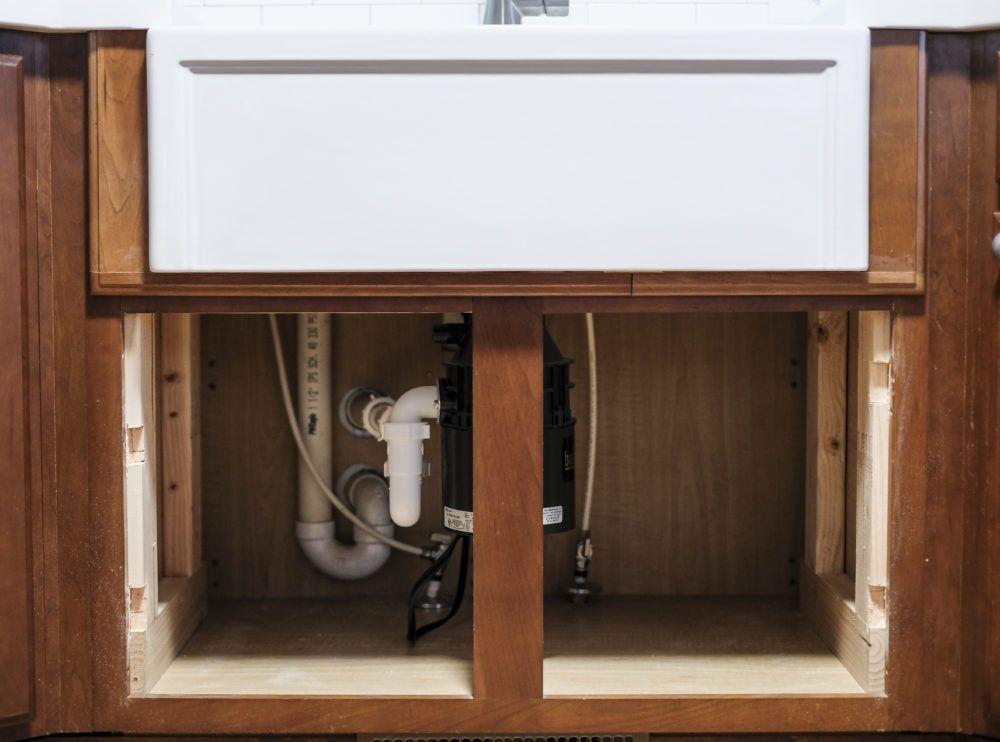 DIY Farmhouse Sink Installation Sink, How to install