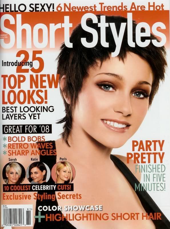 Short Hair Styles For Seniors Short Styles Magazine Short Styles Short Hair Styles Hair Magazine