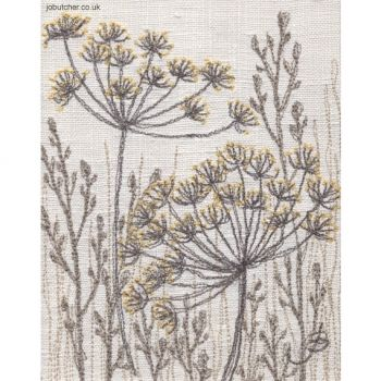 Fennel on Linen II